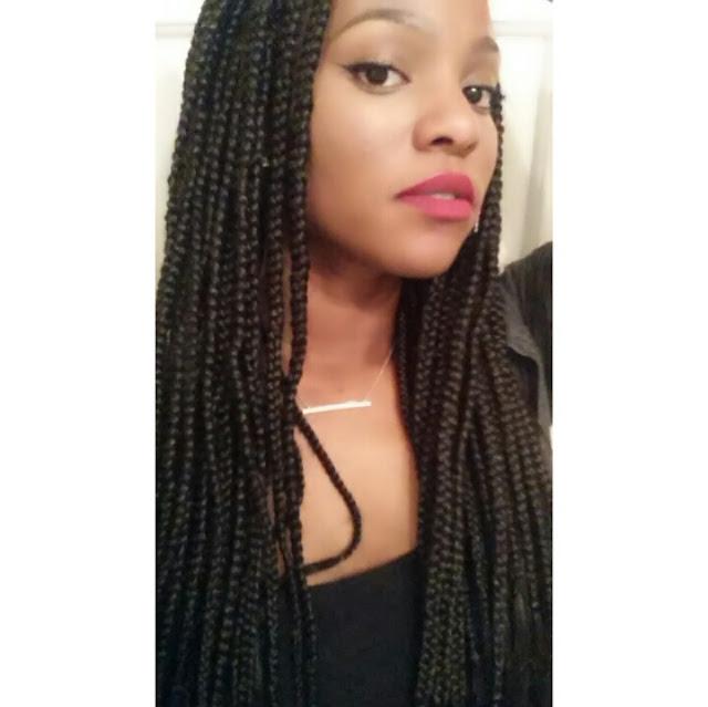 black girl, braids, natural hairstyles