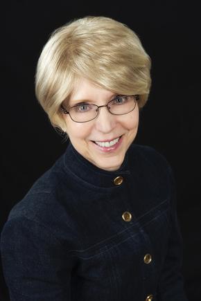 Amanda Cabot Author Photo