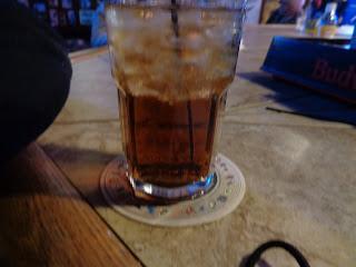 Dean's Cuba Libre (aka rum and coke)