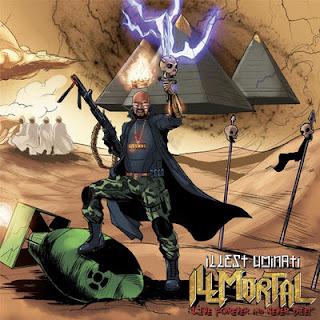 Illest Uminati - Illmortal -  Album Download, Itunes Cover, Official Cover, Album CD Cover Art, Tracklist