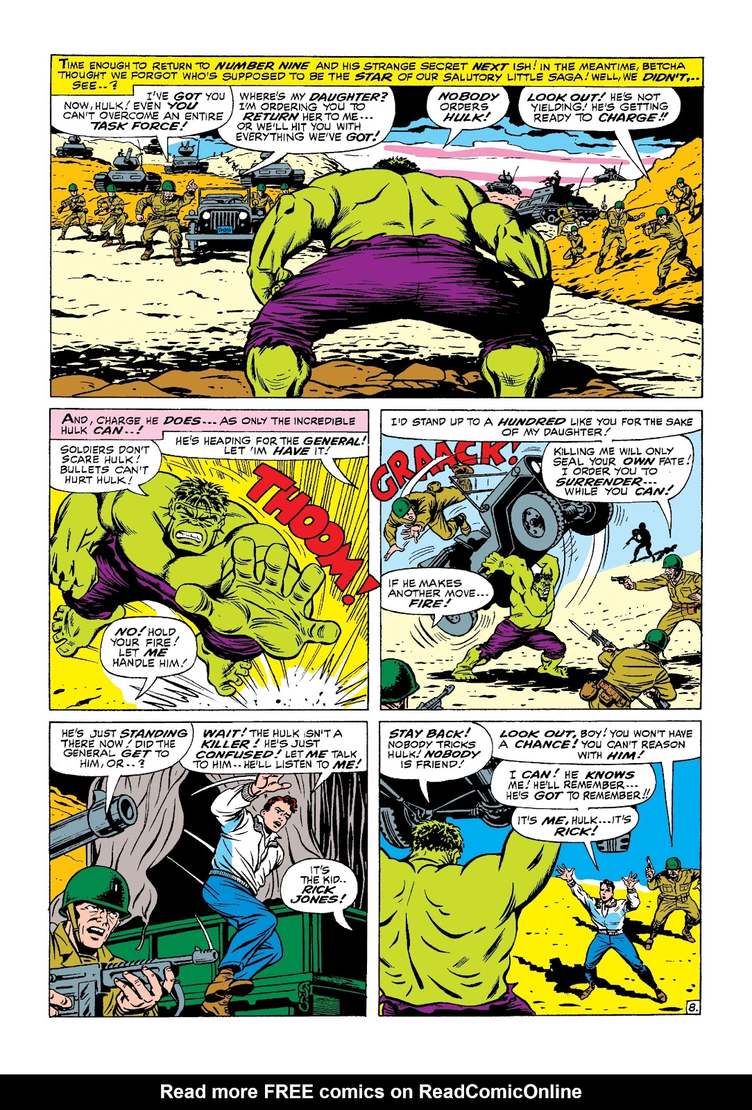 Read online Marvel Masterworks: The Incredible Hulk comic -  Issue # TPB 3 (Part 1) - 48