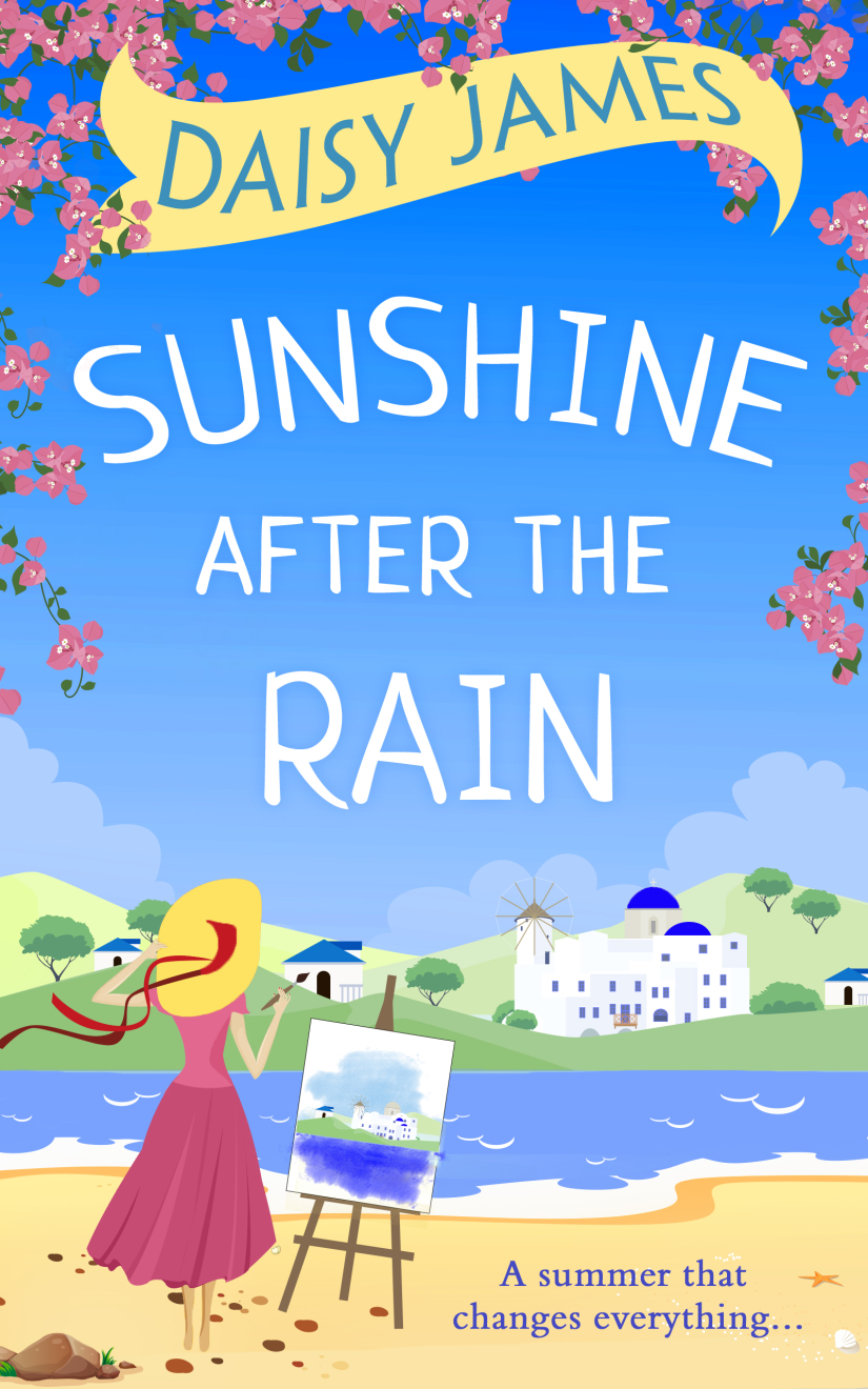 book review 39 sunshine after the rain 39 by daisy james the blossom twins. Black Bedroom Furniture Sets. Home Design Ideas