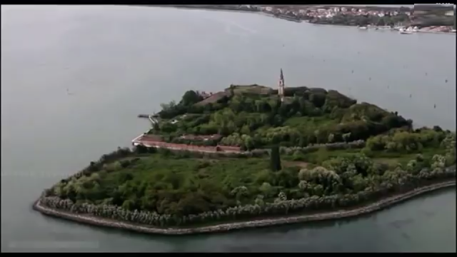 The Most Haunted Island in italy