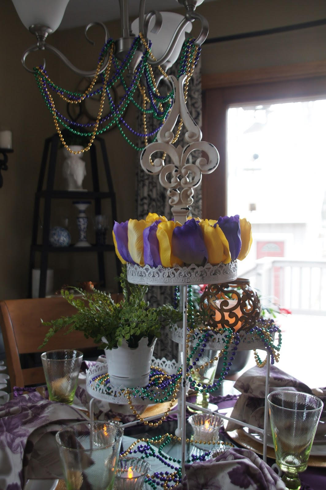Home And Gardening With Liz Nola Inspired Mardi Gras