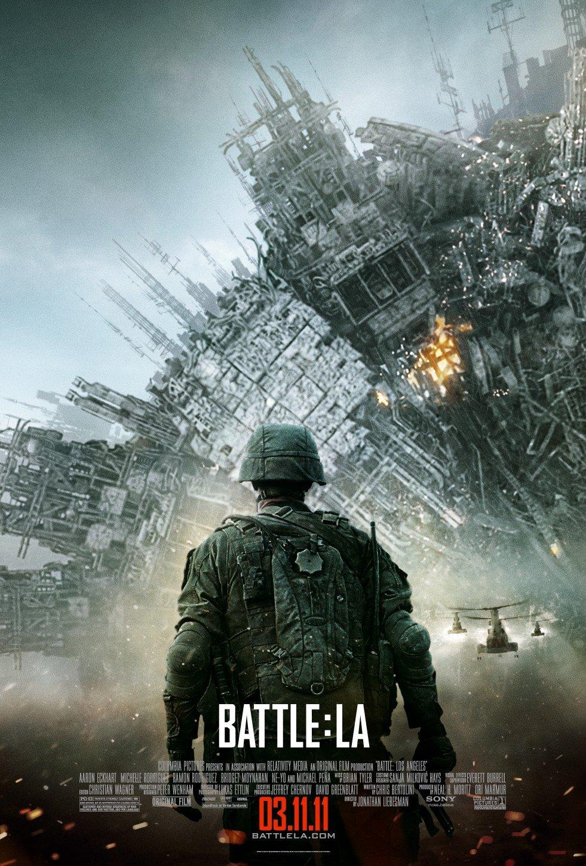 Nonton Film Battle: Los Angeles (2011)