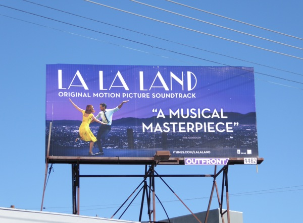 La La Land motion picture soundtrack billboard