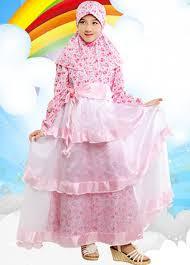Baju Muslim Anak Perempuan Untuk Fashion Show