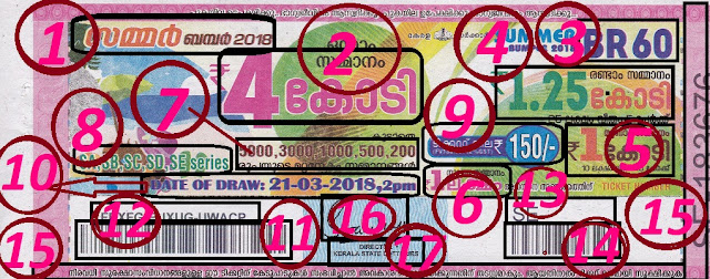 Understanding lottery of Summer Bumper-2018 front