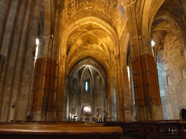Interior da Abadia Saint-Victor