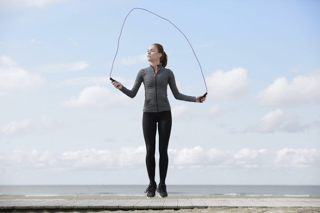 Skipping Rope is Not For Child Play Only