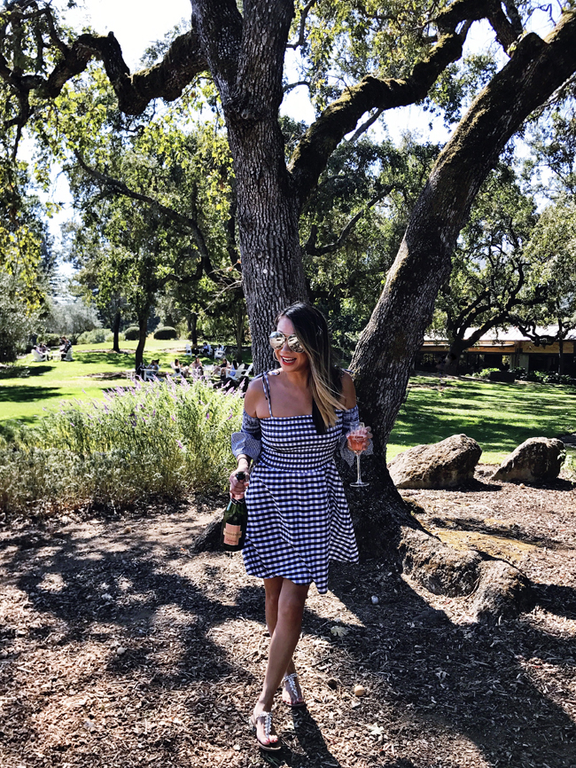 What to wear to a winery, Fall Style in Napa, Blog Style in Napa
