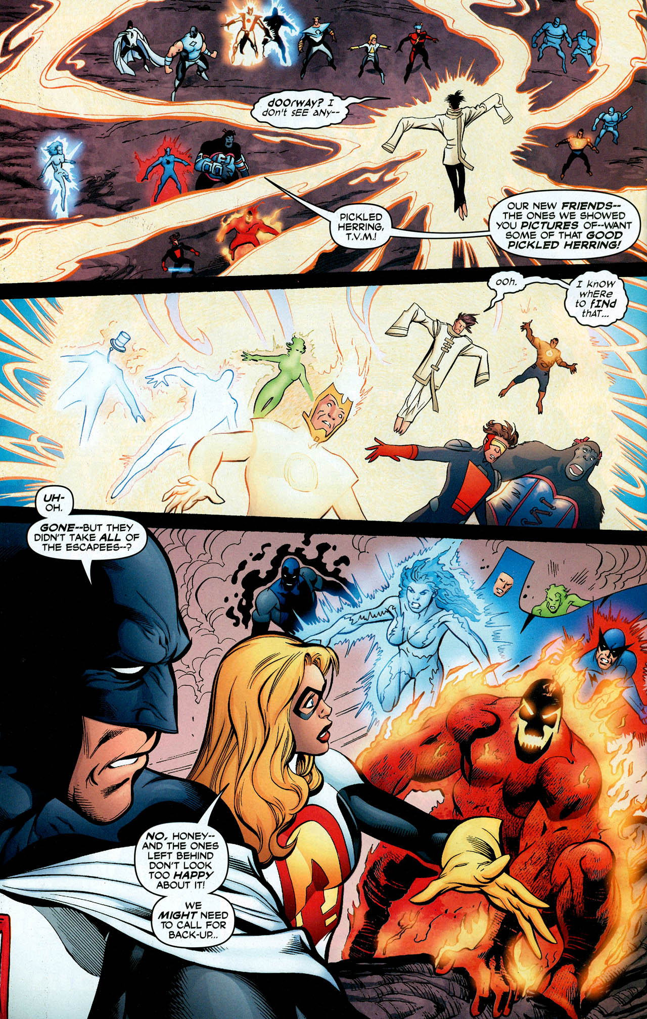 Read online Trinity (2008) comic -  Issue #28 - 26