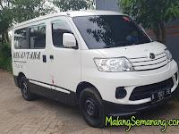 Travel Solo Malang - Mengantara Trans
