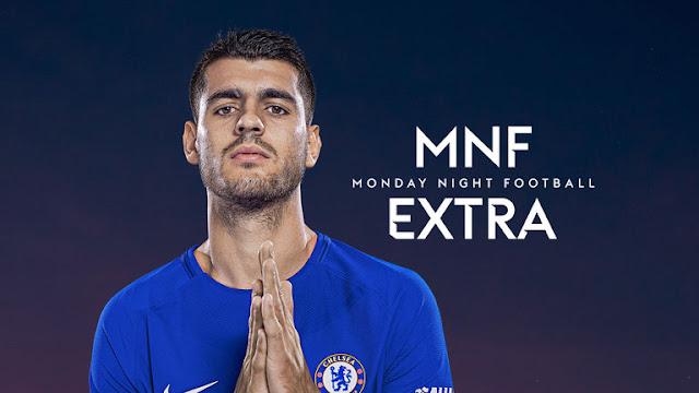 MNF Alvaro Morata