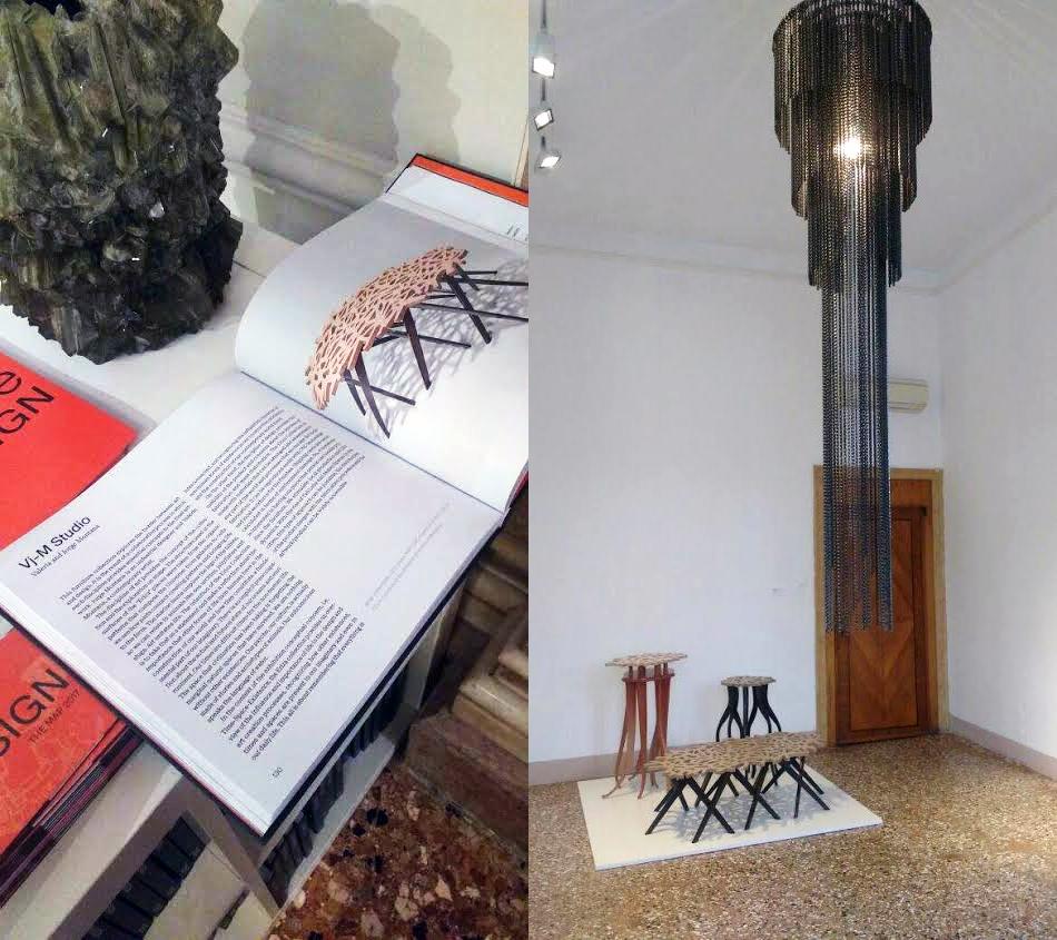 En El L Mite Del Dise O Y El Arte Somos Colombia En Venecia # Habia Vez Muebles Infantiles Medellin