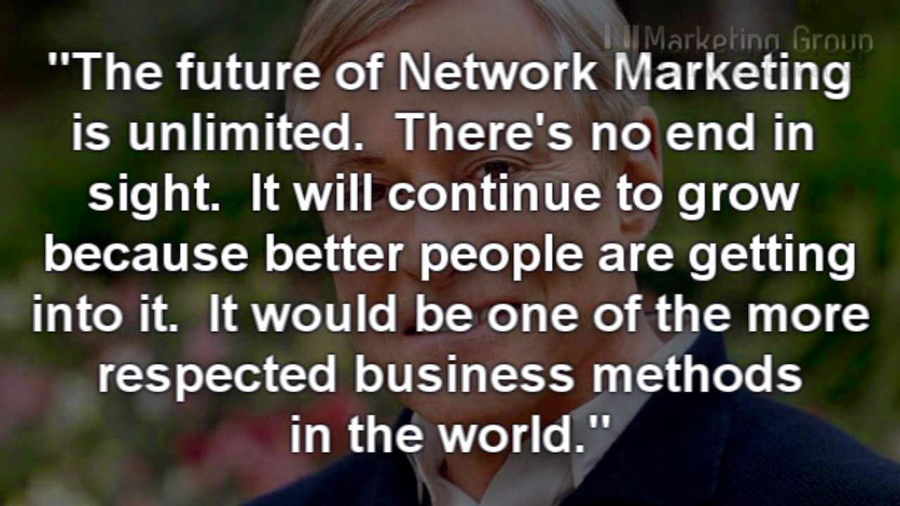 Best Network Marketing Quotes ""
