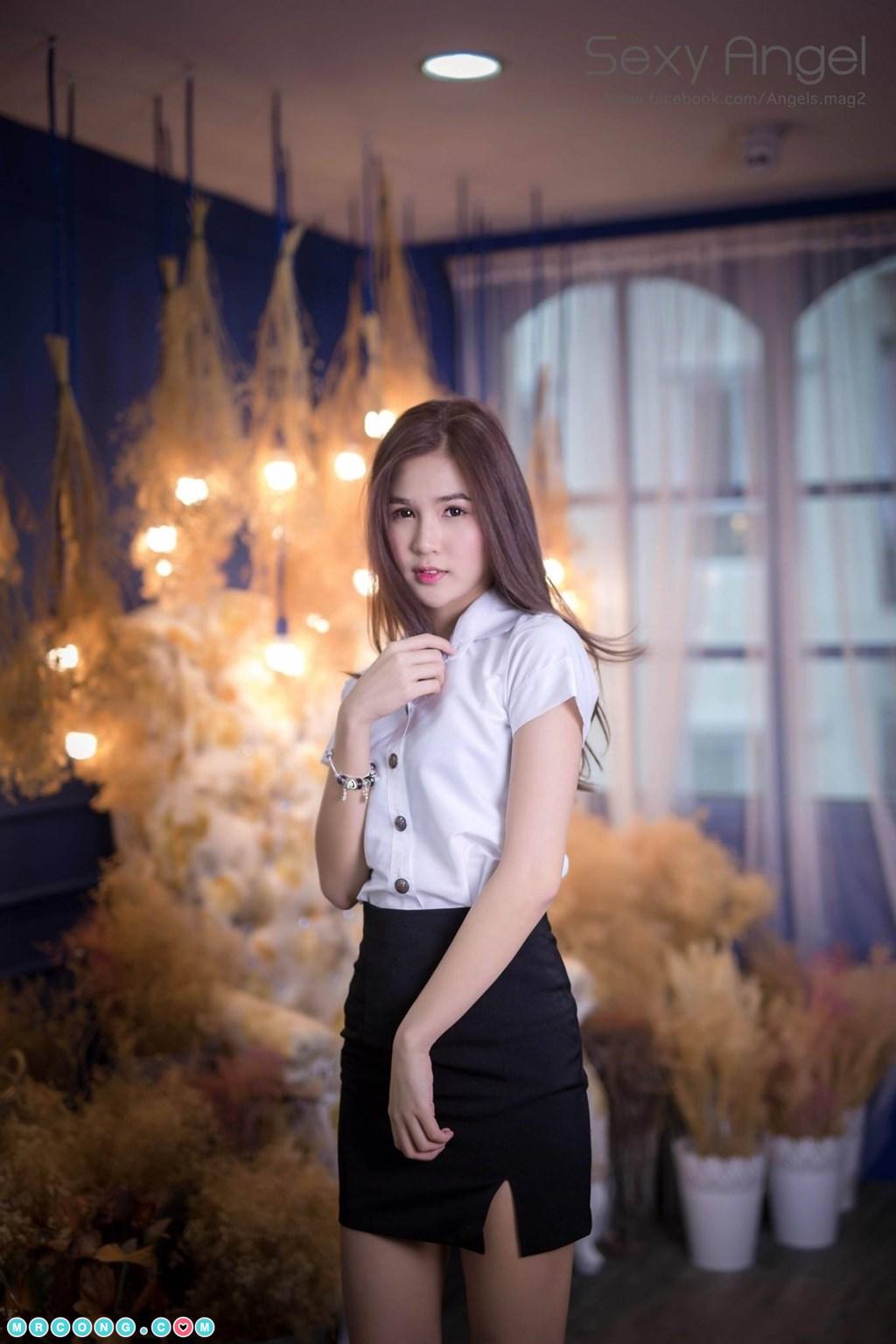Image Thai-Model-No.343-Supansa-Yoopradit-MrCong.com-001 in post Thai Model No.343: Người mẫu Supansa Yoopradit (36 ảnh)