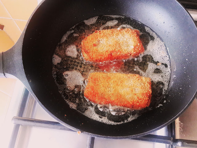 how to make bengali fish fry recipe and preparation with step by step pictures