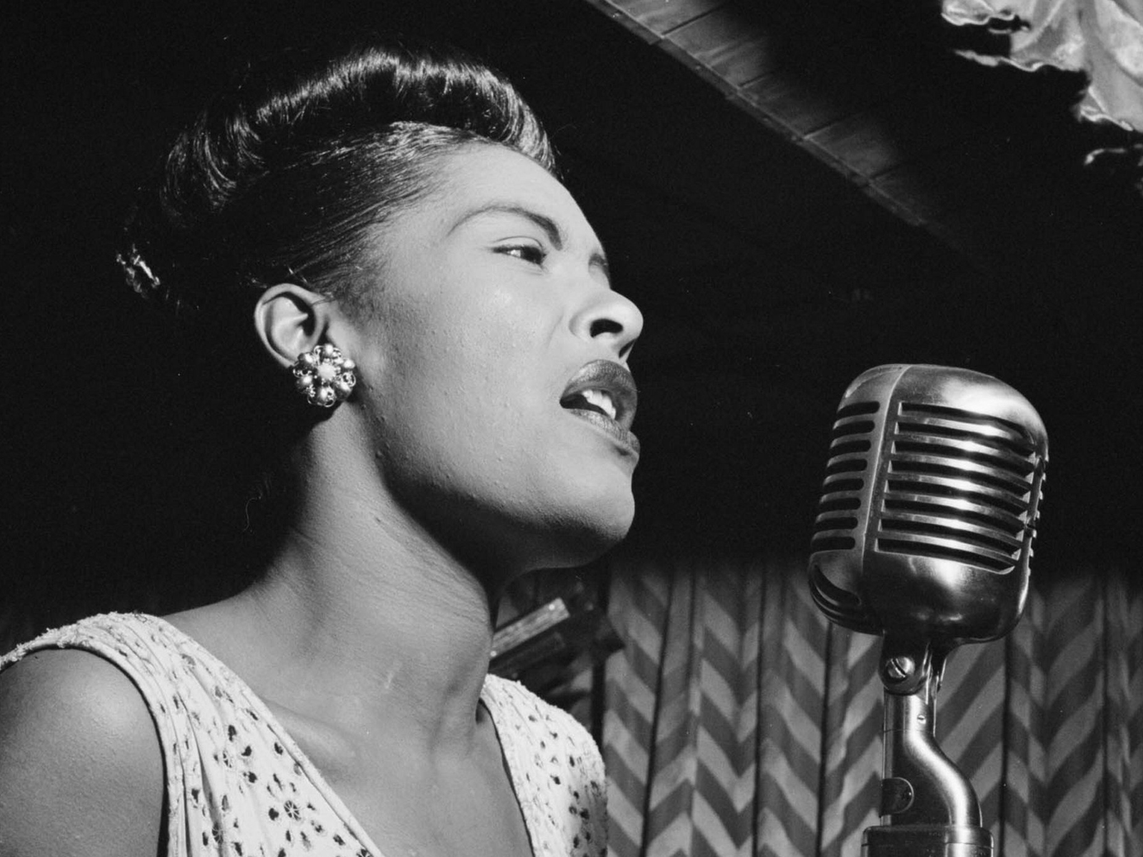 Billie Holiday Confessions Of An Authoress Strange Fruit