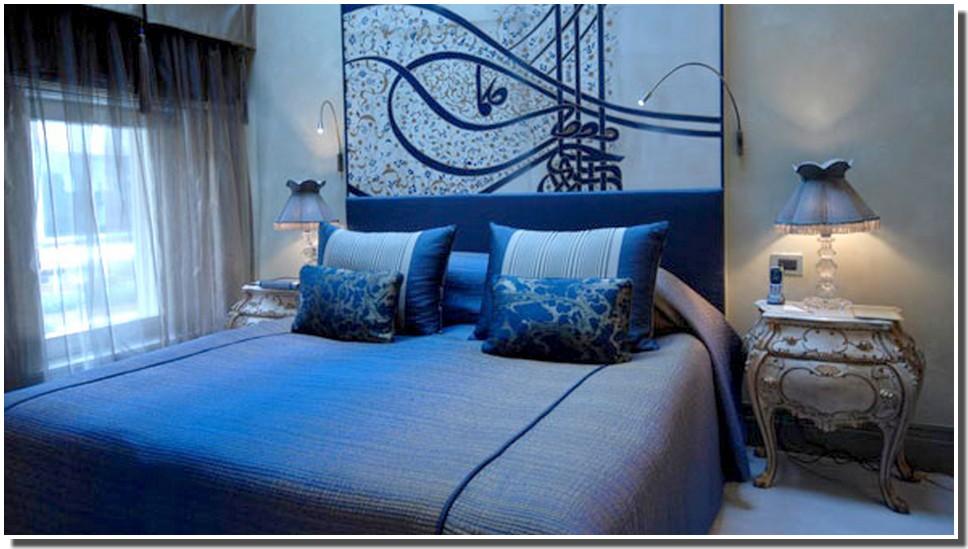 Chambre Orientale Bleue Onestopcolorado Com
