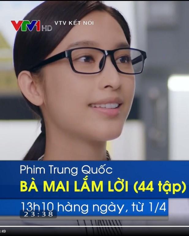 Bà Mai Lắm Lời - VTV1 (2019)