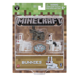 Minecraft Series 4 Rabbit Overworld Figure