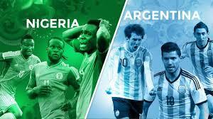 Nijerya - ArjantinCanli Maç İzle 26 Haziran 2018