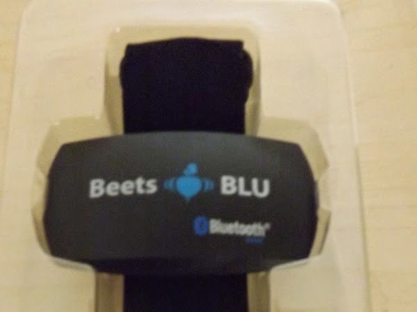 Beets blu Heart rate monitor and pager