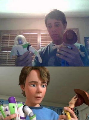 Andy – Toy Story