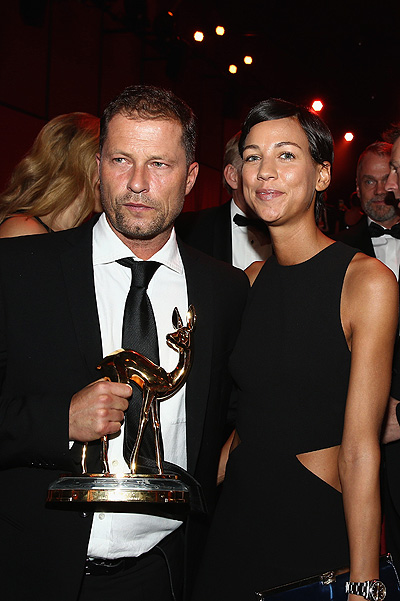 Til Schweiger and Marlene Shirley