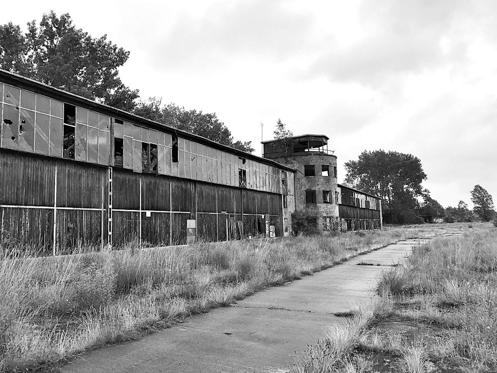 Rangsdorf Flugplatz