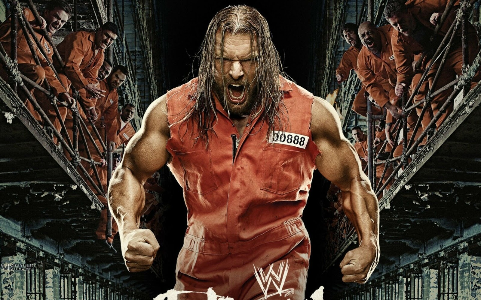 Free Download WWE Full HD Wallpapers 2013 (1920x1200