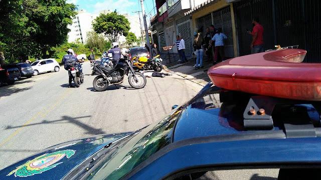 GCM de Santo André à paisana reage a assalto e mata marginal no São Jorge