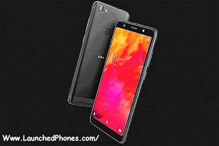 is launched inward Republic of Republic of India equally the latest Budget mobile telephone of the companionship Lava Z81 launched alongside the xiii MP front end camera