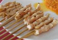 Resep praktis (mudah) sate taichan spesial (istimewa) enak, gurih, sedap, nikmat lezat