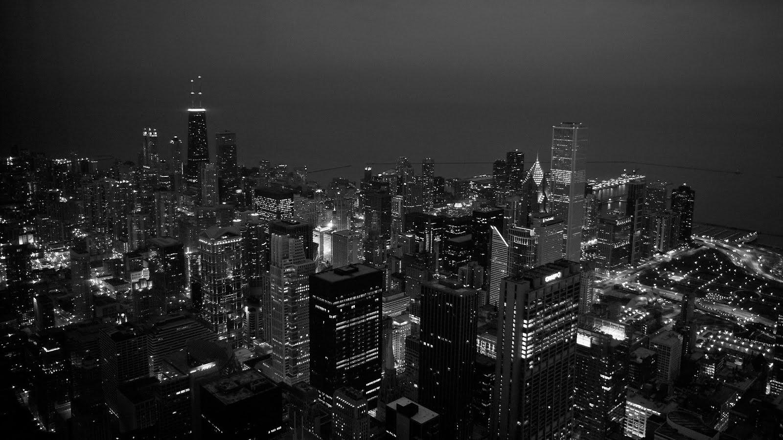 Siyah beyaz Newyork Stok Fotoğraf