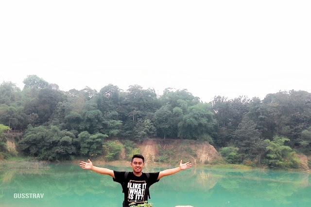 Danau Indah di tanggerang