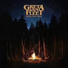 Disco físico do Greta Van Fleet  chega às lojas do Brasil