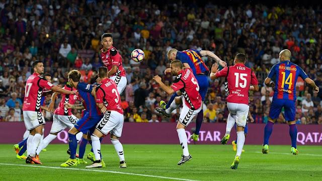 Barcelona Dipermalukan Alaves Di Camp Nou