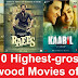 Top 10 Highest-grossing Bollywood movies of 2017: Golmaal Again, Judwaa 2, Raees & Tubelight rake in the moolah