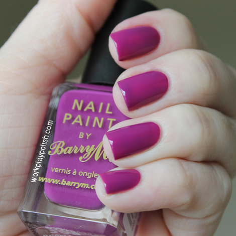 Barry M Bright Purple