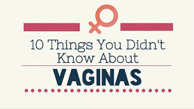 10 Unknown facts about a woman's vagina