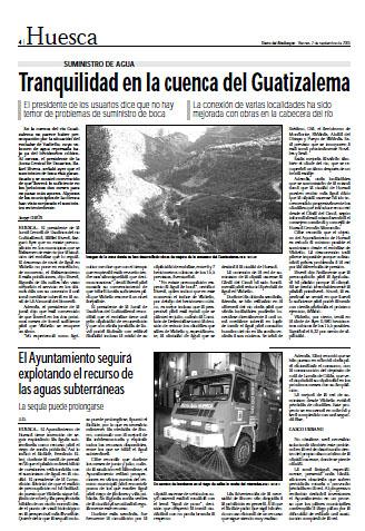 Fañanás: Tranquilidad en la cuenca del Guatizalema