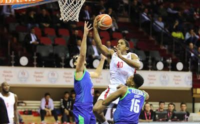Shaq McKissic - Gaziantep Basketbol