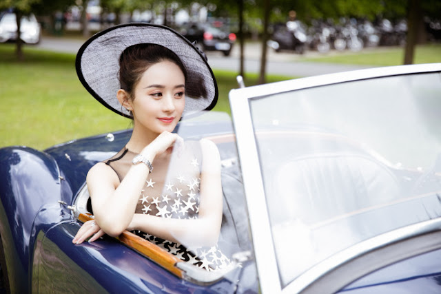 Zhao Liying take break due to health problems