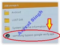 Samsung galaxy note 5 bypass google verify.apk