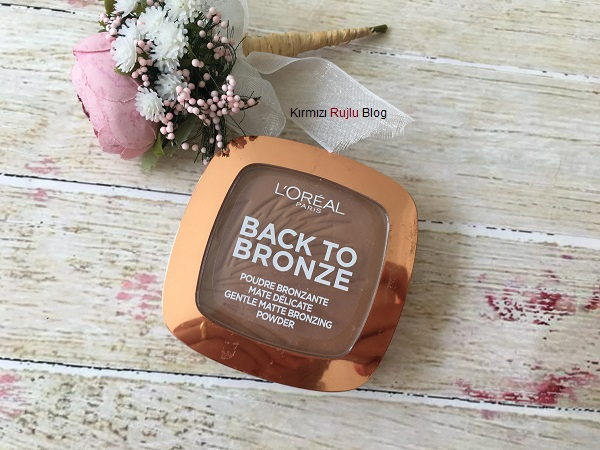 Loreal Back To Bronze