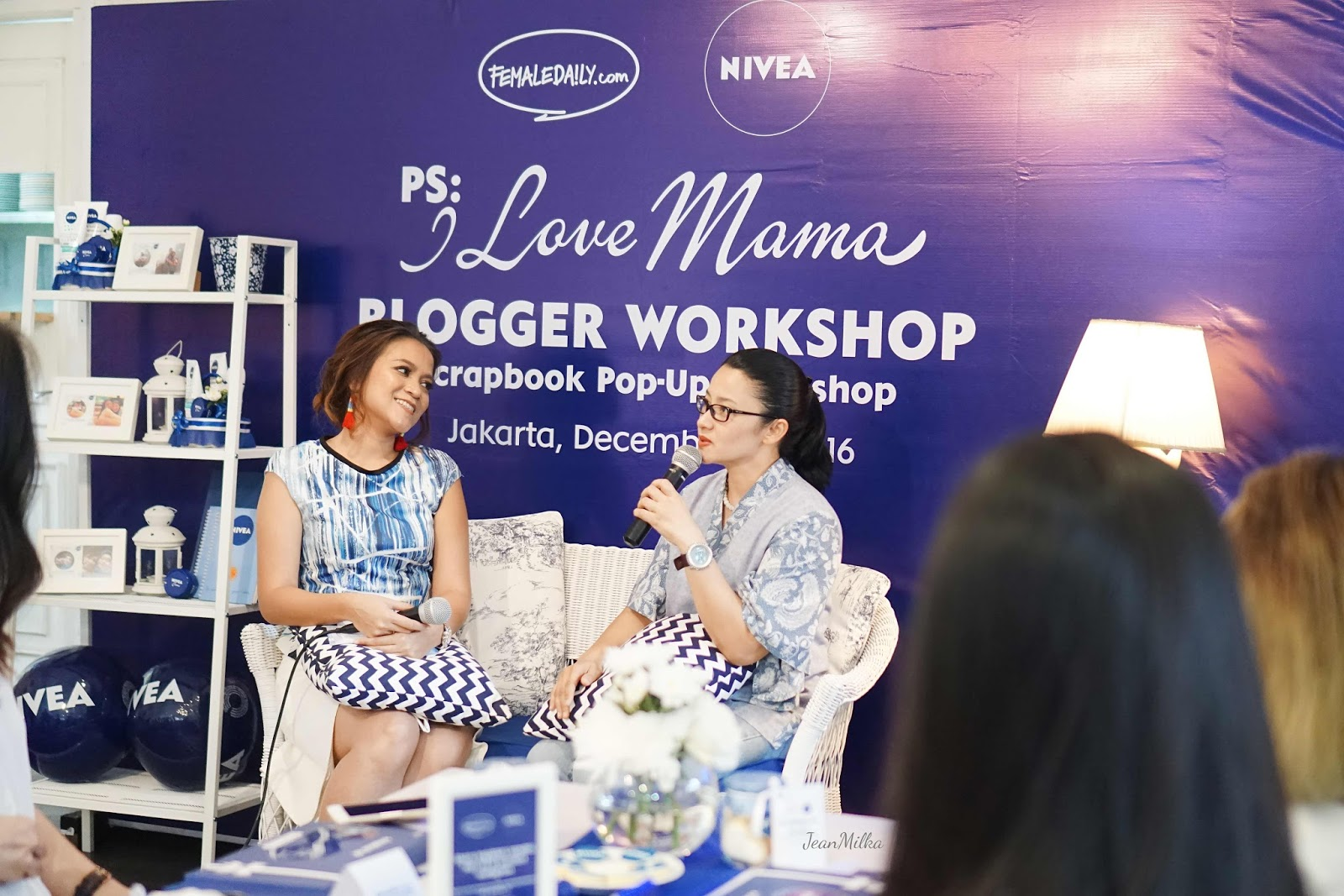 hadiah hari ibu, nivea, nivea indonesia, hari ibu, mother's day, mother day, hari ibu, hadiah, hadiah ibu, hadiah untuk mama, nivea creme, blogger, blogger gathering