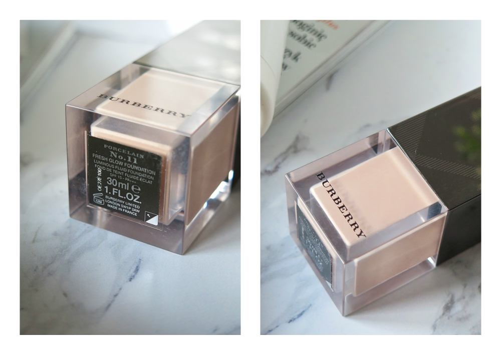 Burberry, Fresh Glow foundation
