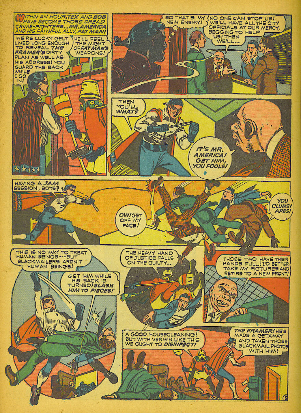 Read online Action Comics (1938) comic -  Issue #51 - 43